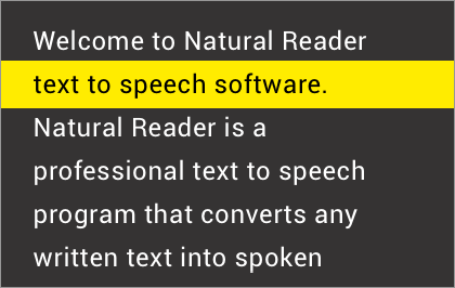 Text to Speech APP for iOS Android--NaturalReader